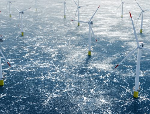Local authorities and the military are against a wind farm off the south coast of Sweden