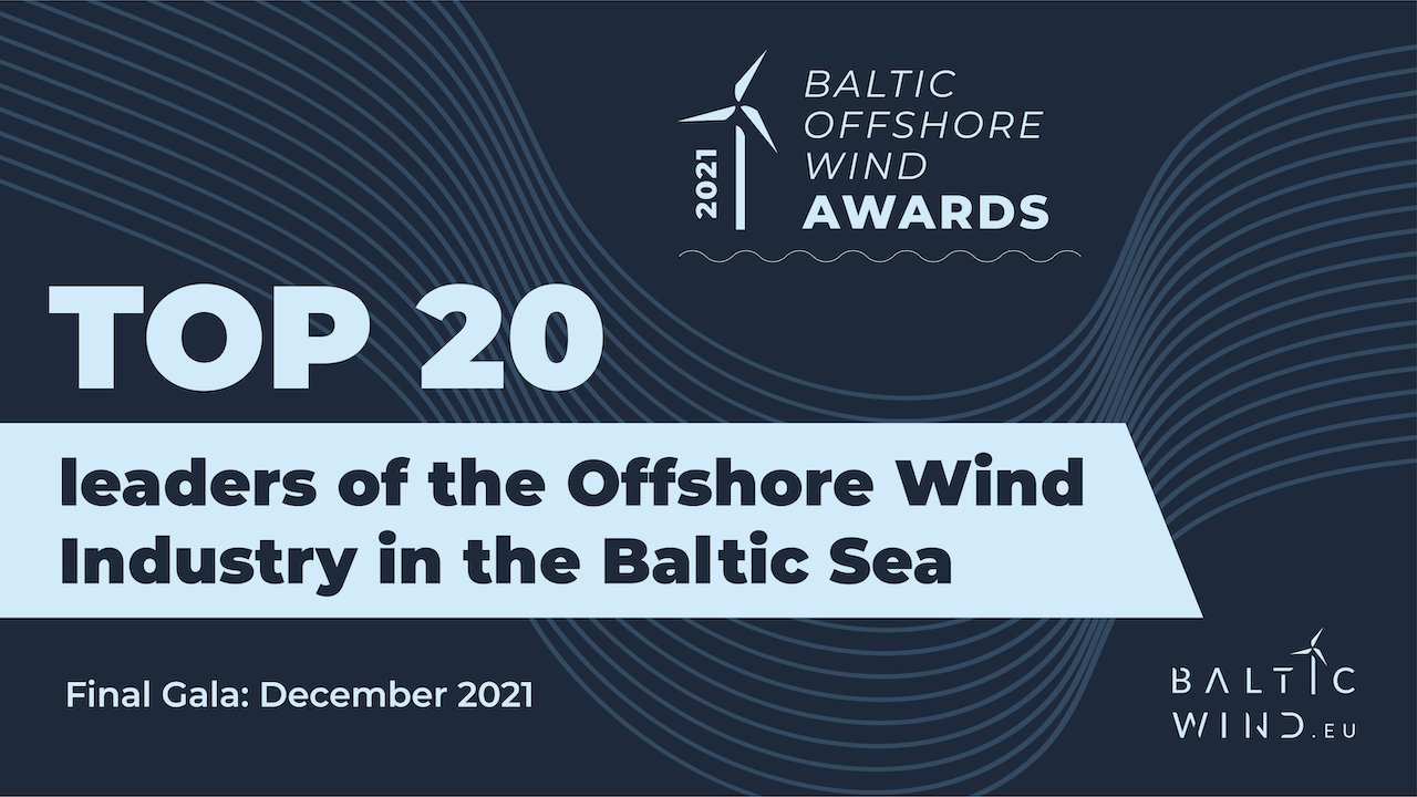 Baltic Offshore Wind Award 2021
