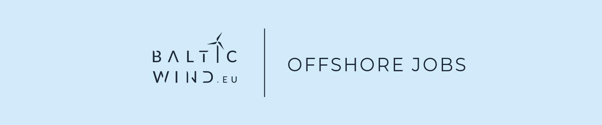 Baltic Wind Offshore Jobs header logo