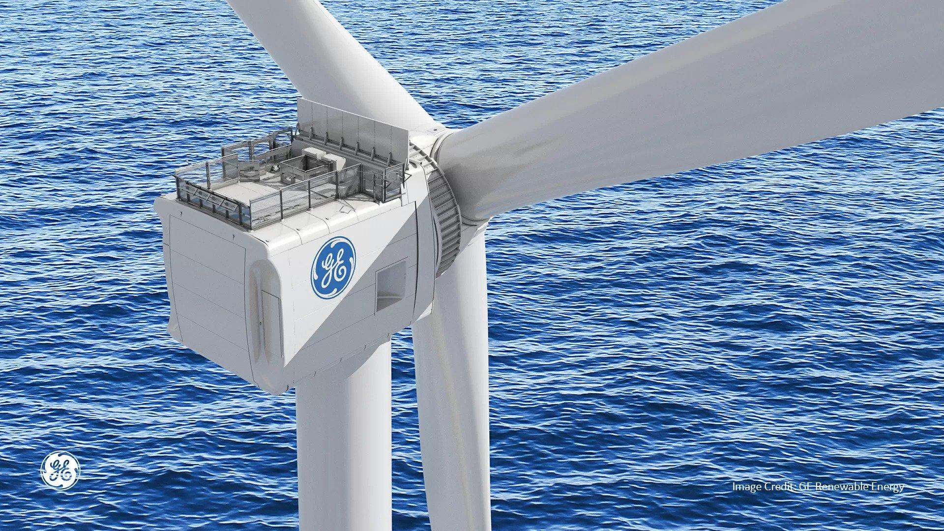 Source: GE Renewable Energy
