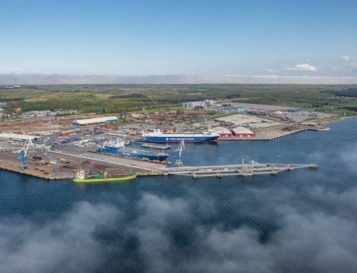 Port of Tallinn will lead the establishing of the Baltic Sea green infrastructure hub in Estonia