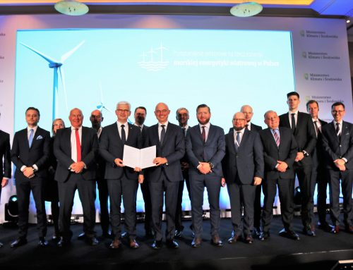 Polish Offshore Wind Sector Deal – a milestone for a new industry in Poland