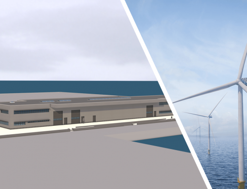 Parkwind selects Port of Mukran to become the O&M base for Arcadis Ost 1 wind farm