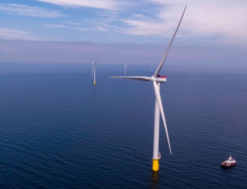 Kriegers Flak – Scandinavia's largest offshore wind farm inaugurated